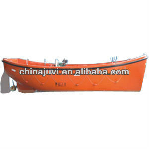 Open Type FRP Lifeboat