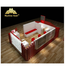 Mall manicure table nail table beauty kiosk
