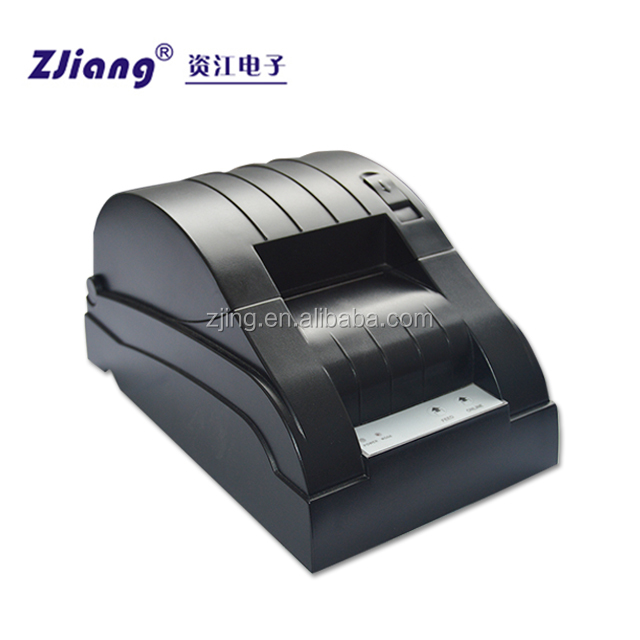 90mm/sec High Speed USB Port POS Thermal Receipt Printer compatible 58mm Thermal Paper Rolls - 90mm/sec High-speed Printing with