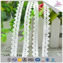 Customized bag lace trim