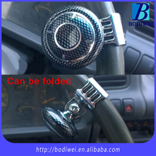 New style car steering wheel folding booster ball steering wheel auxiliary aid knob