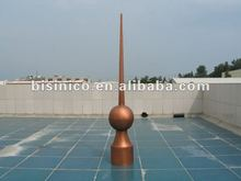 Copper Finials/Copper Roof Finials/Decorative Finial/Hand Crafted Copper Spires&Finials-B270489
