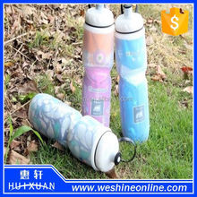 650ml/24oz BPA free insulated sports water bottle,bike bicycle cycling LDPE water bottle