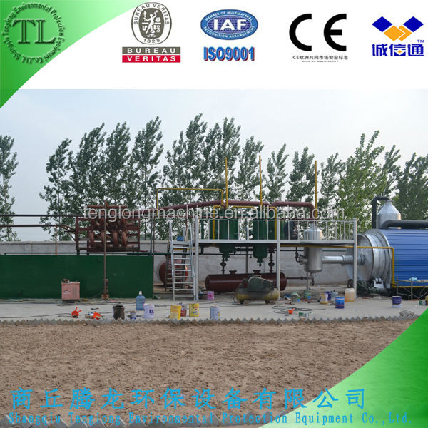 Plastic/Rubber/Tyre recycling machine with auto feeder