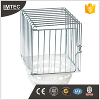 China supplier high-end metals technical portable bird cage