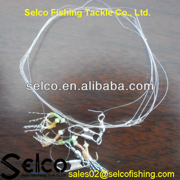 Chinese qualitied fishing rigs lines