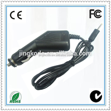 mobile car charger High quality CE approved 6W 6V 1A adapter