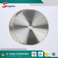 Sharp Cutting Cyclone Mesh Turbo Diamond Saw Blade for Ceramic Tile, Marble