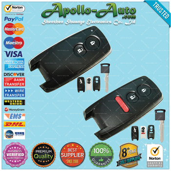 Apollo-Auto.com :: Smart Key Case for SUZUKI with Excellent Quality