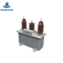 Hot Sale Huahong JLSY2-6/10W Outdoor Usage Oil Immersed Insulation Combined Type Transformer
