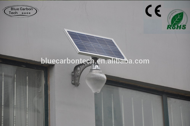 Alibaba Hot Sale Solar Garden Light 10 W