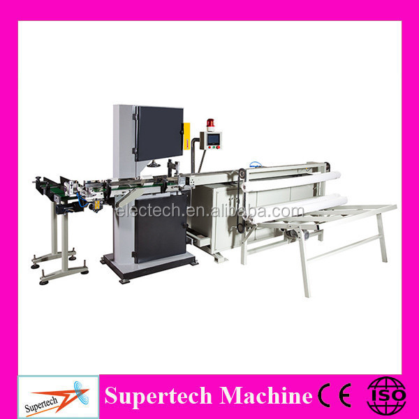 Alibaba China Automatic Roll Paper Cutter Cutting Machine For Roll Paper