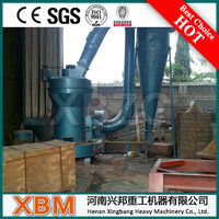 Widely Used In Mining/Smelting/Building Material/ Highway ceramic Raymond mill