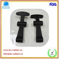 2016 China factory customize good quality T shape rubber latch / tool box latch / toggle latch
