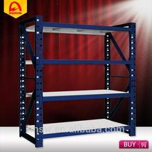 American style diy shoe storage rack heavy duty goods shelf food display shelf