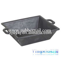 strong rubber tank with useful handles,horse feeding container,HOT new products