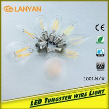"Mickey Minnie Mouse led light in led filament bulb 6w ""led filament bulb housing\"" in hot trade manager"