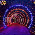 Christmas led arch light for outdoor street decoration