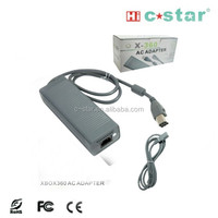 Hot selling for xbox 360 AC adapter with cheap price