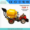 machine manufacturer SD800 diesel concrete mixer with pump