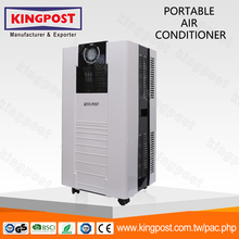 Kingpost 14000 btu 16000 btu heat pump 220v 50hz portable air conditioner