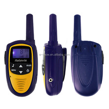 Mini USA version 22CH 0.5W UHF 462.5625-476.7125 FRS/GMRS VOX LCD Display mini family walkie talkie