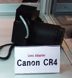 Canon CR4-45NM Digital Upgrade kit for Fundus camera