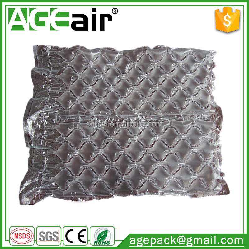 high quality fireproof antistatic bubble dunnage air bag inflatable air cushion for bags stuffing