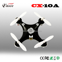 Cheerson CX-10A mini rc drone remote control toy 2.4G 4CH 6 Axis Gyro RC Quadcopter