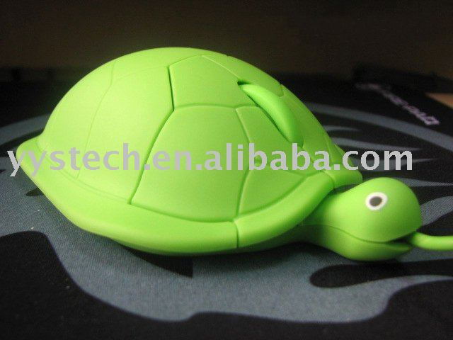 Hot usb optical tortue gift mouse