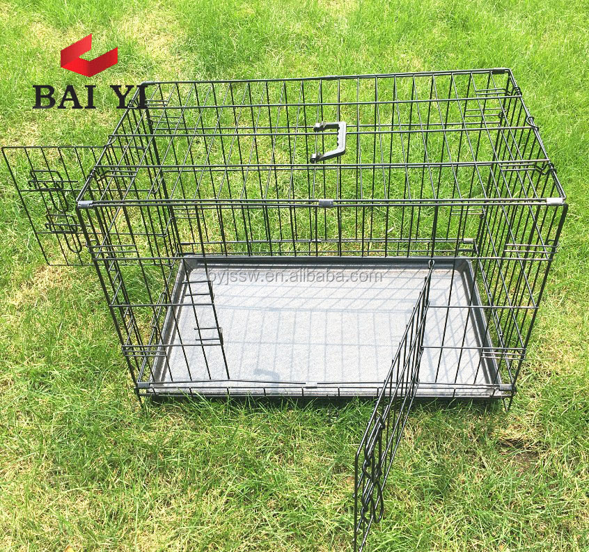Cheap Metal Dog Cage Wire Mesh and Dog Aluminum Cage
