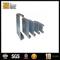 Universal galvanized C steel channel sizes/specifications price