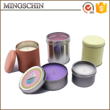Mingschin Pop Can Tin Candle metal bucket candle