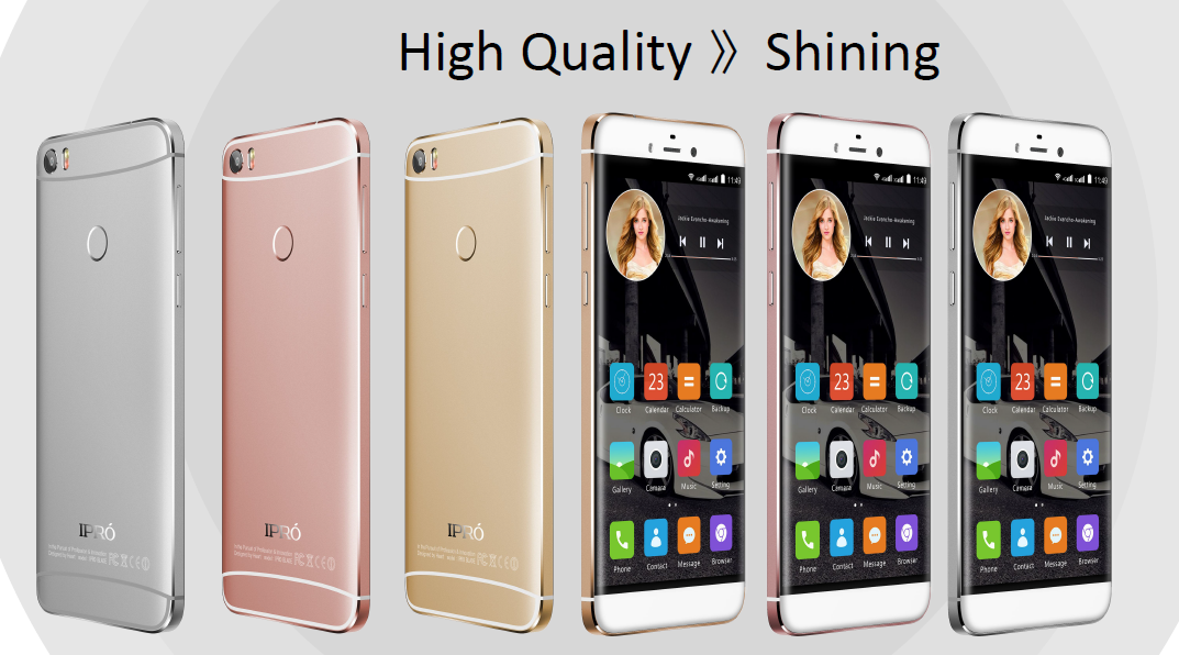 BEST PRICE FOR 5.5 INCH MT6755 4G SMART PHONE / MT6755 4G SMARTPHONE / SMART PHONE MT6755 2.5D Corning gorilla glass iPRO i9553