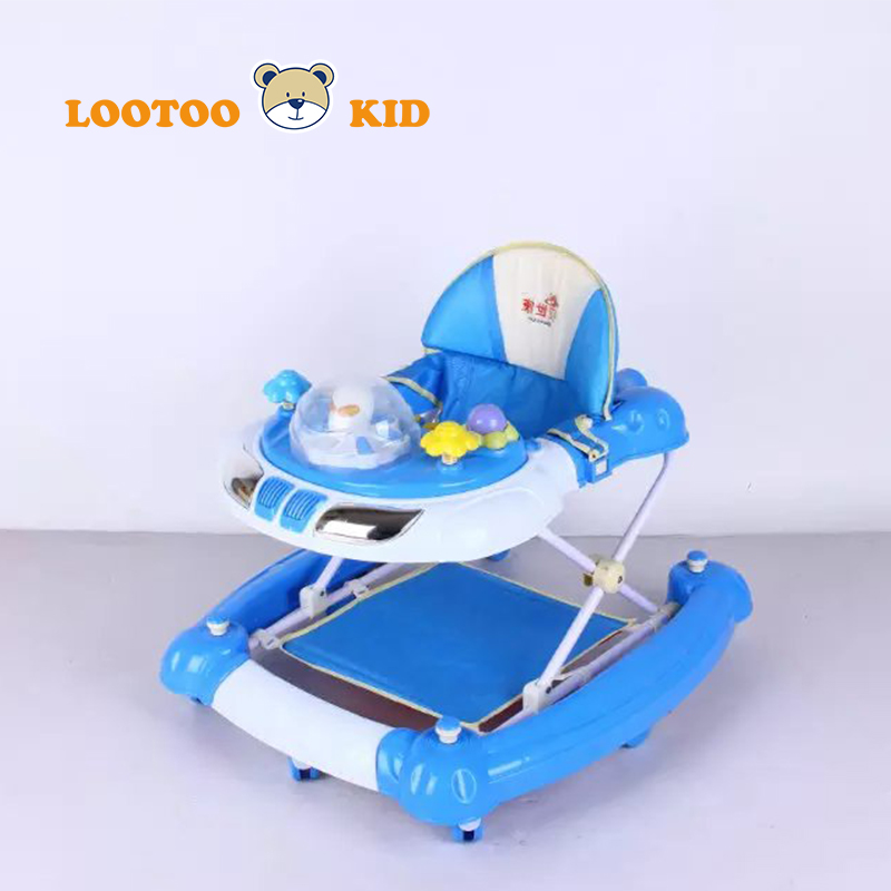 New portable baby activity seat easy fold baby chair child stand learning chair bouncy walkers for babies