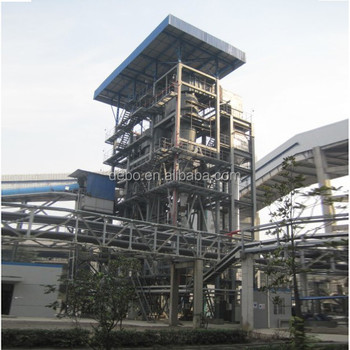 Biomass Fired boiler for Power Plant Waste Gasifier electric generator