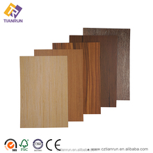 1220*2440mm Wood Grain Flexible HPL/Soft HPL /Decorative Laminate Sheet