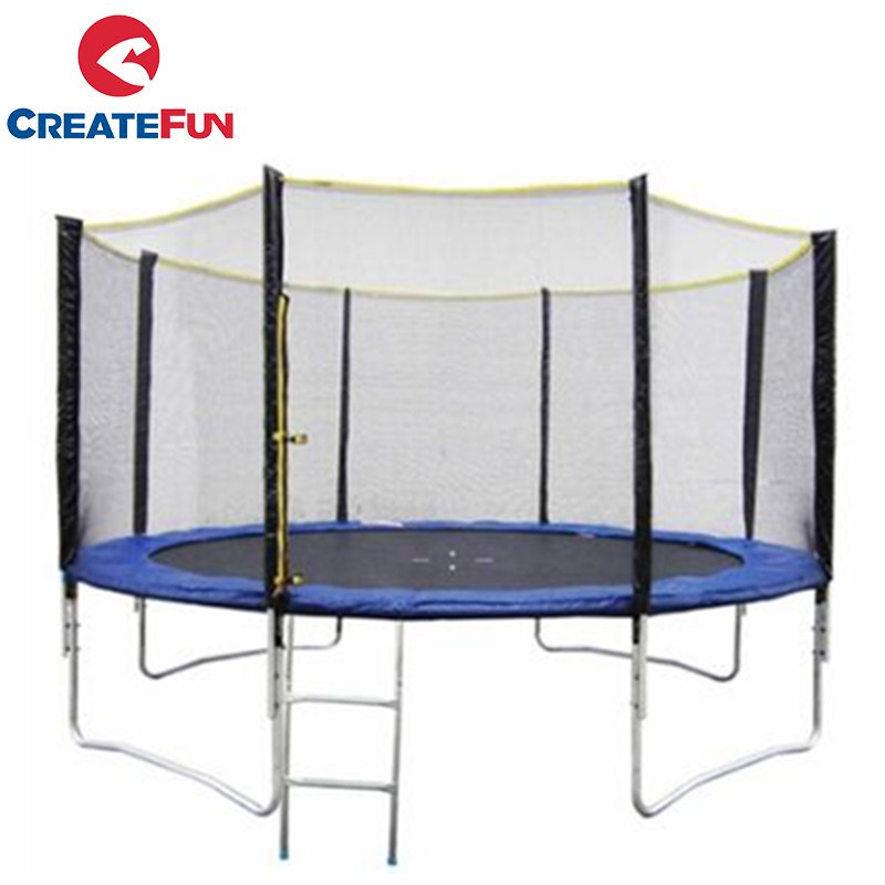 CreateFun trampoline parts galvanized jumping bed