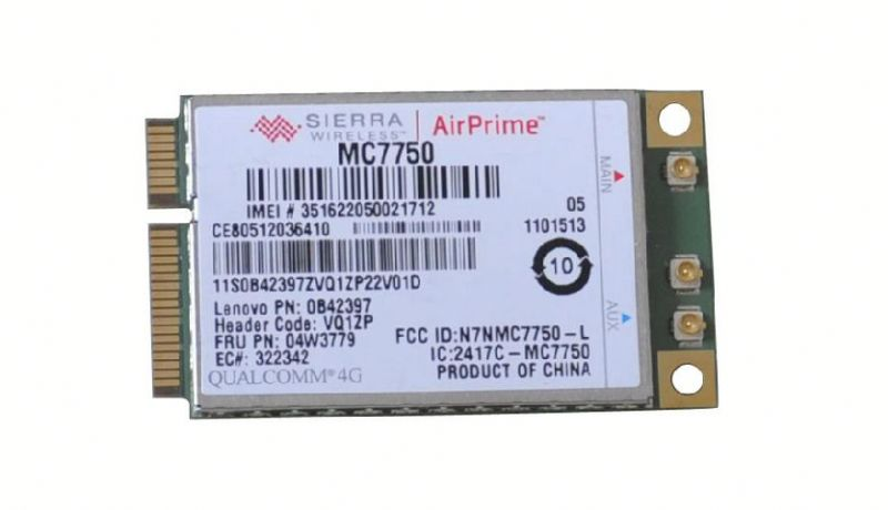 Hot saling new product wireless m2m GSM GPRS CDMA 4G module MC7750
