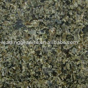 ocean green granite tile