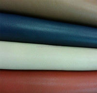 Eco friendly PU synthetic leather for making shoes bags and sofas