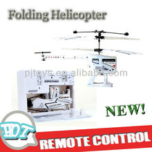 3.5Ch Folding RC Helicopter, Remote Control Transforming Helicopter, Transforming Chopper