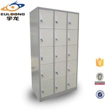 Luoyang Euloong cheap helmet coin operated 15 mini doors locker