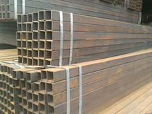 pre galvanized square steel tube rectangular steel pipe, anti-rust structure building steel material