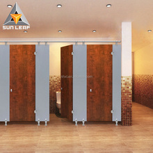 polymer soundproof material phenolic public toilet partitions