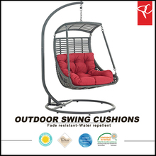 low price general Use patio outdoor swing furniture chair cushions
