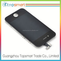 Crazy price mobile phone lcd display for iphone 4s