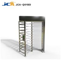 Asia Security Access Control System Full Height Turnstile, Automatic Full Height Gate, Electronic Full Turnstile China Supplier