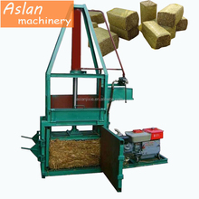 waste bale press machine / multi purpose bailing machine price / waste baler