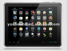 V80 Dual core 1.6Ghz CPU 8 inch IPS screen Android 4.0 Tablet PC Capacitive Screen dual camera HDMI